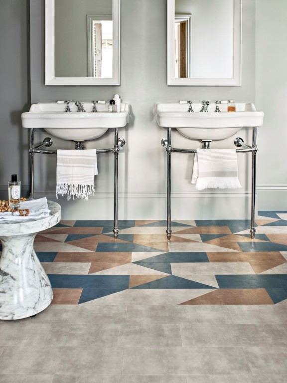 Amtico Bathroom